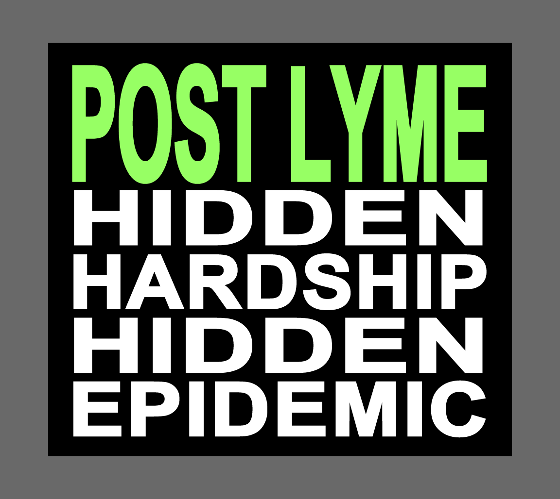 POST LYME Hidden Hardship Hidden Epidemic